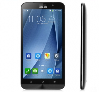 "ASUS ZenFone 2 ZE551ML Intel Z3560 Android 5.0 Quad Core 4G Phone w/ 5.5"" FHD, 4GB + 32GB - Gra"