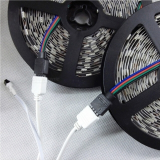 KWB 72W RGB 300-5050SMD LED Light Strip + 44 Keys Control (12V / 2x5m)